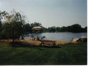 Lakefront Home on Paddock Lake