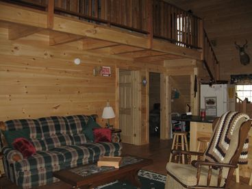 Brand New Cabin on 6 Quiet  Acres