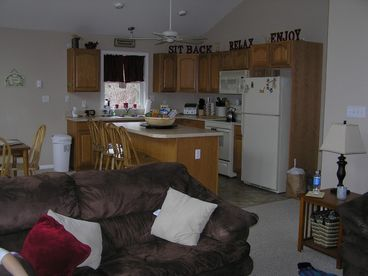 Spacious 5 bedroom Towamensing Trails home