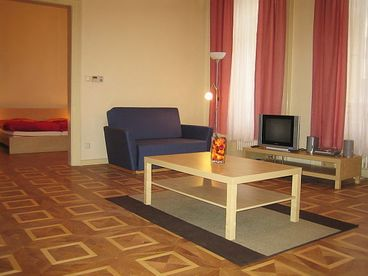Golden Wenceslas Luxury Apartment
