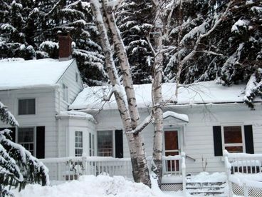 31 Stockbridge Road - Winter in the Berkshires