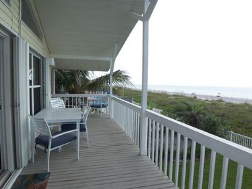 FL Sundowner Gulffront Beach House