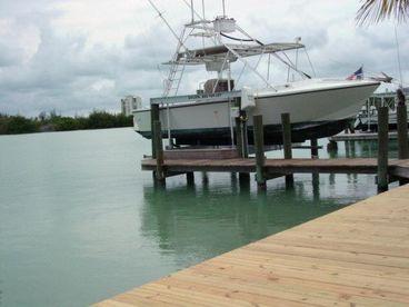 Deep Water Dockage