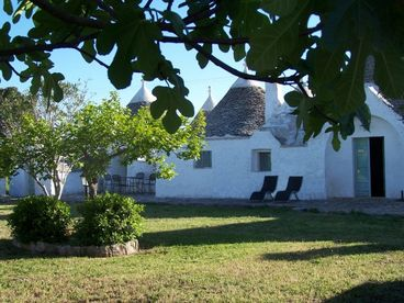Holiday Home TRULLI Masseria Ferrari