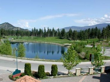 Kelowna Vacation Condo Borgata Lodge at Golf Resort