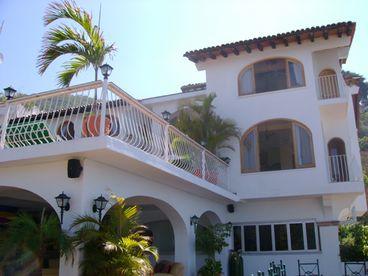 View Villa Quinta del Mar  RELAXING