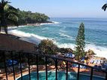 View OceanFront Condo Girasol Sur