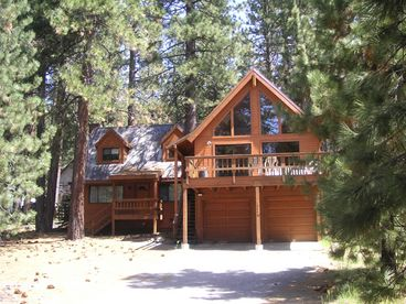 Donner Lake Home