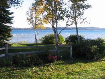 Crystal Lake Beachfront Cottage
