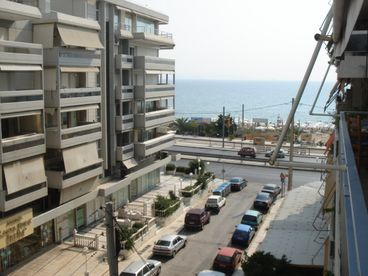 Athens Coastal Condo for Island Sightseeing Stopover