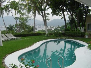 Villa Elena -- Beautiful Property in Acapulco