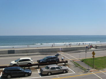 Brand New Oceanfront Studio Condo w/ Balcony  Hampton Beach,NH
