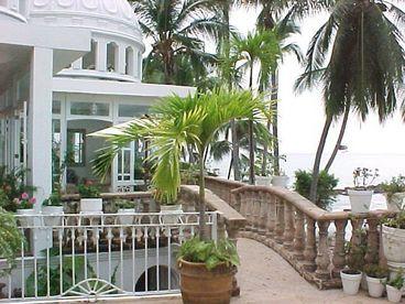 View Casa del Mar Villa in Puerto Vallarta