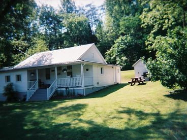 Cottage in the Smokies