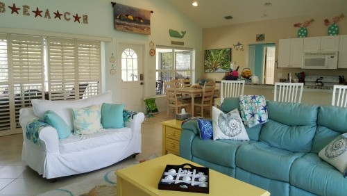 Hidden Beach House- Island Oasis - Heated Pool Summer Special