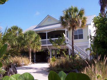 View Hidden Beach House Island Oasis