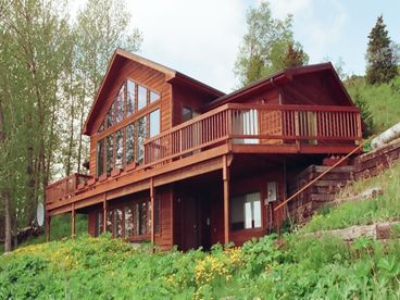 Bayview Vacation Home in Homer, Alaska