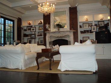 English Manor House