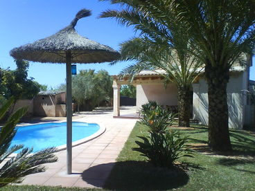 Mallorca Vacation House 5 Bedrooms Es Trenc Area