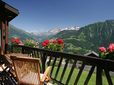 Chalet Chim�re, Leysin, Switzerland
