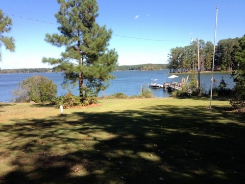 Lake Murray - 500 Feet of Waterfront