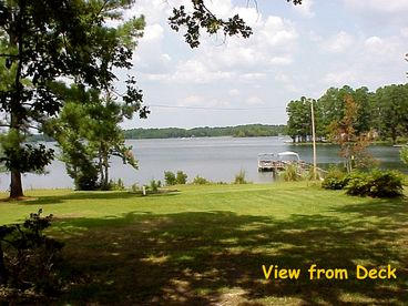 View Lake Murray  500 Feet of Waterfront