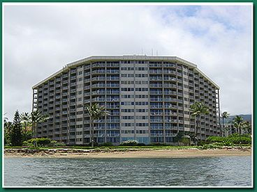 Royal Kahana Ocean View Condo