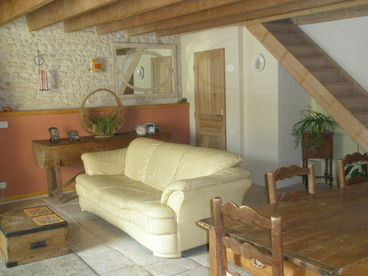 Jackson's Cottage & private Swimming Pool for 9 people. Poitou Charentes.