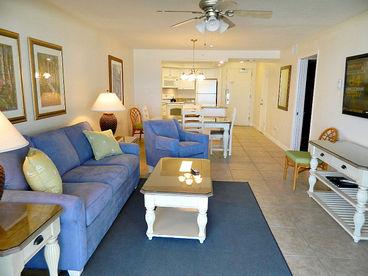 Estero Island Beach Villas #105