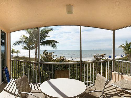 View Estero Island Beach Villas 105
