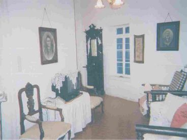 Traditional Greek Island Home At Karlobasi Samos