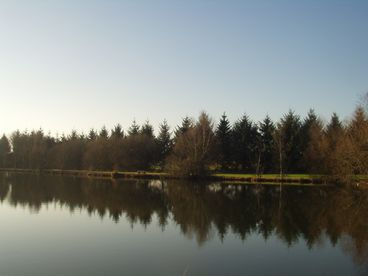 Fishing Lake for Rent in Brittany France