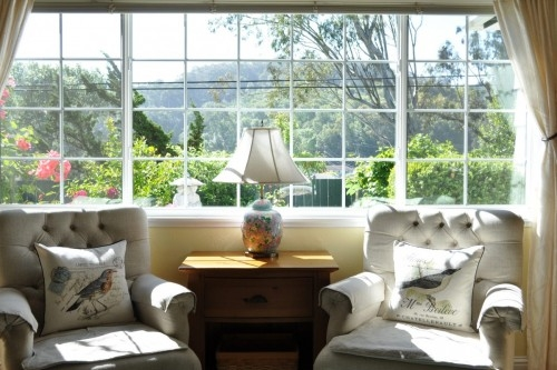 Perfect Mill Valley rental, just north of the Golden Gate in Beautiful Marin Co.