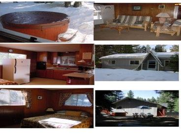South Lake Retreat - Hot Tub, WiFi, Close to Skiing, Casinos - Free Netflix