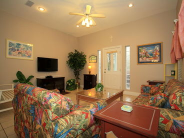 5 BR/5.5 BA, Gulf View, Pool, Free Wi-Fi, Guest House, Sleeps 17