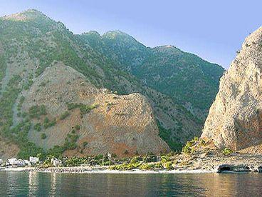 Artemis Studios, Agia Roumeli, Sfakia, Crete