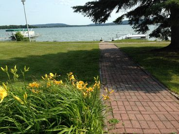 Relax on Beautiful Crooked Lake