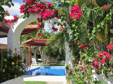 Las Bougainvilleas Villas, near Playa Serena, Coronado