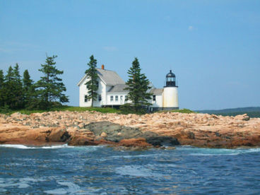 Vacation home on the Acadia Nat. Park loop @ Schoodic Point
