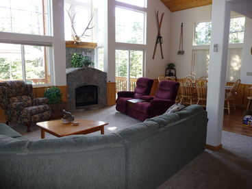 Tahoe Donner Lee Home