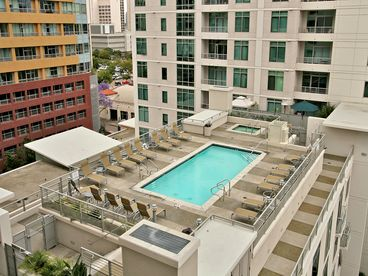 1BR/1BA COZY OCEANVIEW CONDO IN LITTLE ITALY - DOWNTOWN