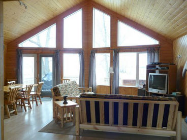 Waterfront Cottage 2 Hours From Winnipeg