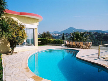 Roof of Nice - Luxury Villa near centre Nice with Great Views
