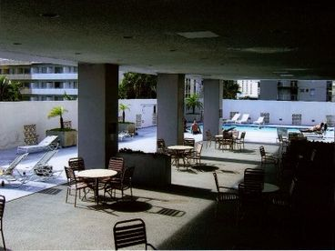 Garys Place - Waikiki.  In-building parking included.  From $140.00 per night.