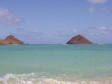 Polynesian Palace - Lanikai Beach, Oahu Hawaii