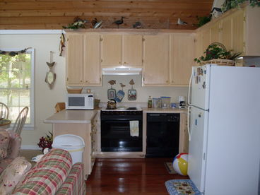 Lake Oconee Cottage