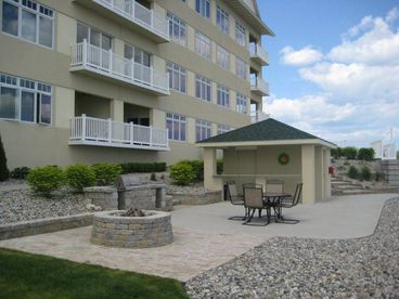 Lake Huron Waterfront Condo