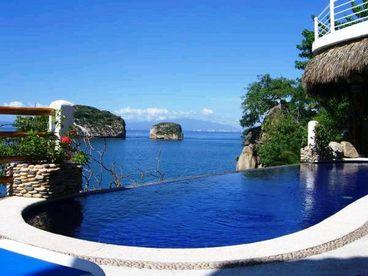 View Casa Azul Profundo