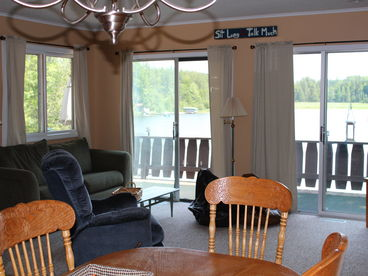 Catfish Cove Cabins on the Eagle River Chain of Lakes