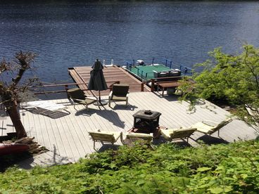 Ohop Lake Chalet